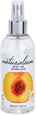 Naturalium Fruit Pleasure Peach osvežujoče pršilo za telo