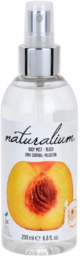 Naturalium Fruit Pleasure Peach spray corporal refrescante