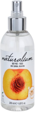 Naturalium Fruit Pleasure Peach spray de corp racoritor 1