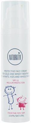 Naturativ Baby ochranný krém SPF 15