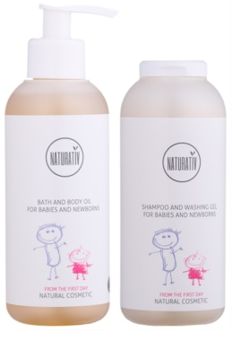 Naturativ Baby козметичен пакет  I. 1