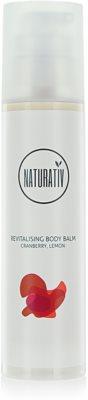 Naturativ Body Care Revitalising hidratáló testbalzsam a feszes bőrért