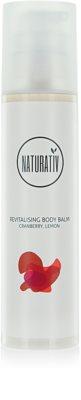 Naturativ Body Care Revitalising telový balzam s hydratačným účinkom pre vypnutie pokožky