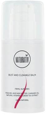 Naturativ Body Care Beautiful Bust feszesítő balzsam dekoltázsra és mellre