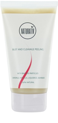 Naturativ Body Care Beautiful Bust exfoliante para escote y pecho
