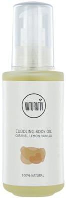 Naturativ Body Care Cuddling ulei de corp cu efect de hidratare