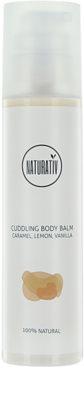 Naturativ Body Care Cuddling feuchtigkeitsspendendes Körperbalsam für sanfte und weiche Haut