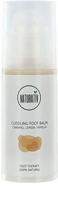 Naturativ Body Care Cuddling ápoló krém lábakra