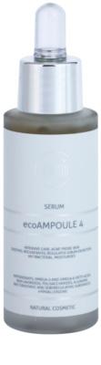 Naturativ Face Care ecoAmpoule 4 sérum intensivo antibacteriano para pieles con acné