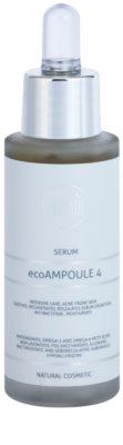 Naturativ Face Care ecoAmpoule 4 интензивен серум за акнозна кожа