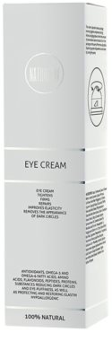 Naturativ Face Care Eyes crema para contorno de ojos antibolsas y antiojeras 1