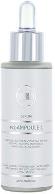 Naturativ Face Care ecoAmpoule 1 intensive Pflege für empfindliche und trockene Haut