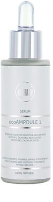Naturativ Face Care ecoAmpoule 1 intenzív ápolás az érzékeny száraz bőrre