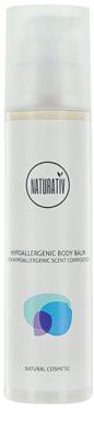 Naturativ Body Care Hypoallergenic tělový balzám s hydratačním účinkem