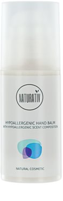 Naturativ Body Care Hypoallergenic balsam nutritiv pentru mâini pentru pielea uscata sau foarte uscata
