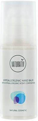 Naturativ Body Care Hypoallergenic crema de maini hranitoare pentru pielea uscata sau foarte uscata