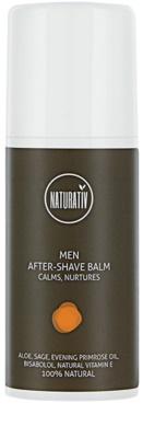 Naturativ Men borotválkozás utáni balzsam az arcbőr megnyugtatására