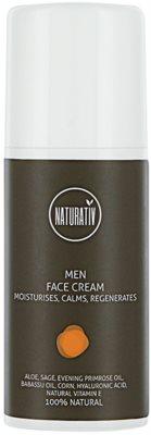 Naturativ Men crema regeneratoare cu efect de hidratare