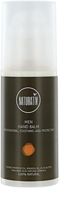 Naturativ Men kézvédő krém hidratáló hatással