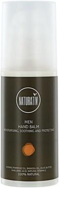 Naturativ Men захисний крем для рук зі зволожуючим ефектом