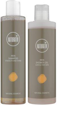 Naturativ Men Kosmetik-Set  I. 1