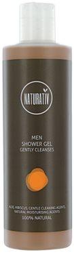 Naturativ Men jemný sprchový gel 1