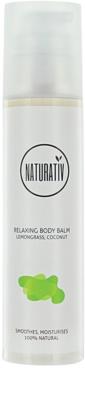 Naturativ Body Care Relaxing hidratáló testbalzsam