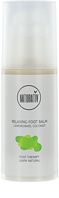 Naturativ Body Care Relaxing krém na nohy s regeneračním účinkem