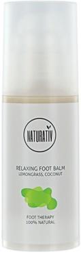 Naturativ Body Care Relaxing krém na nohy s regeneračným účinkom