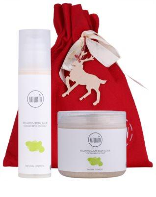 Naturativ Body Care Relaxing Kosmetik-Set  I.