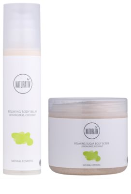 Naturativ Body Care Relaxing lote cosmético I. 1