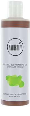 Naturativ Body Care Relaxing Duschgel mit Glycerin