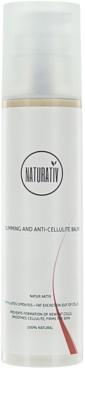 Naturativ Body Care Slimming and Firming Körper-Balsam gegen Zellulitis