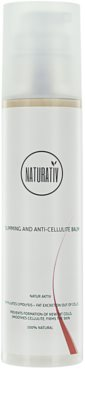 Naturativ Body Care Slimming and Firming telový balzam proti celulitíde