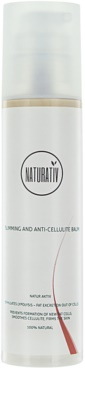 Naturativ Body Care Slimming and Firming балсам за тяло  против целулит
