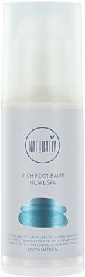 Naturativ Body Care Home Spa výživný krém na nohy