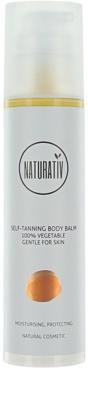 Naturativ Sun Care Sun Fun Selbstbräuner-Balsam für den Körper