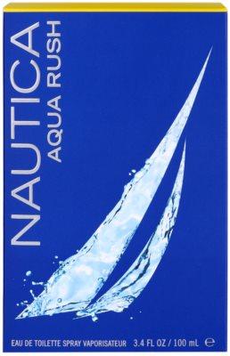 Nautica Aqua Rush Eau de Toilette für Herren 4