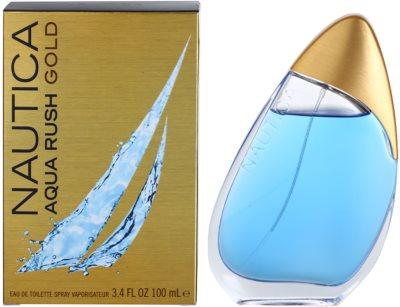 Nautica Aqua Rush Gold Eau de Toilette für Herren