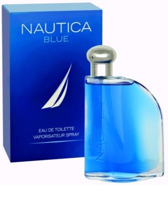 Nautica Blue Eau de Toilette pentru barbati