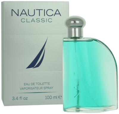 Nautica Classic Eau de Toilette para homens