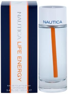 Nautica Life Energy Eau de Toilette pentru barbati