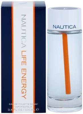 Nautica Life Energy woda toaletowa dla mężczyzn