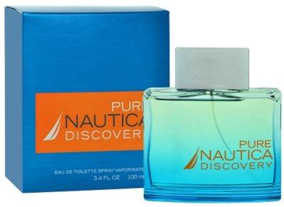 Nautica Pure Discovery Eau de Toilette pentru barbati