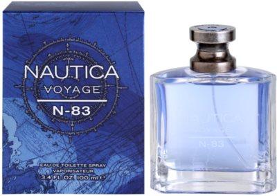 Nautica Voyage N-83 woda toaletowa dla mężczyzn