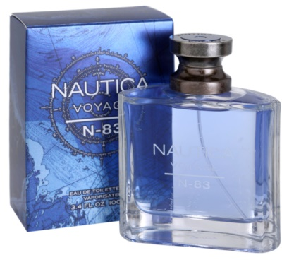 Nautica Voyage N-83 Eau de Toilette für Herren 1