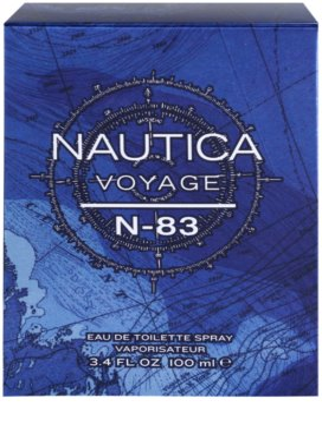 Nautica Voyage N-83 Eau de Toilette für Herren 4