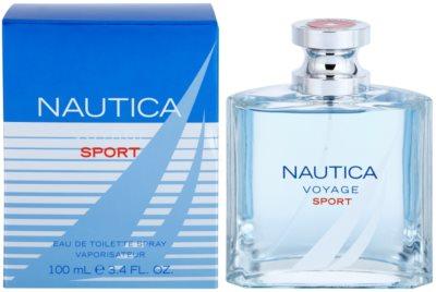 Nautica Voyage Sport eau de toilette para hombre