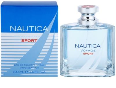 Nautica Voyage Sport Eau de Toilette pentru barbati