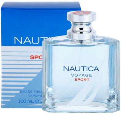 Nautica Voyage Sport eau de toilette para hombre 2